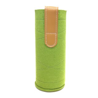ACCESSORIES // WOOLFELT SLEEVE // GREEN