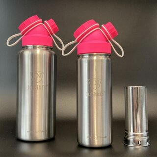 JuNiki´s® eco line insulated flask 18/32 oz including tea...