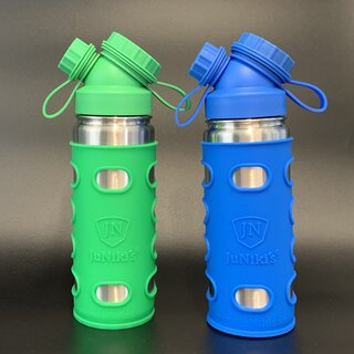 Set JuNiki´s® eco line insulates Stainless Steel Flasks...