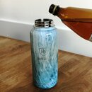 INSULATED STAINLESS STEEL FLASK // 32OZ // GRANITE