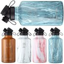 INSULATED STAINLESS STEEL FLASK // 64OZ // GRANITE