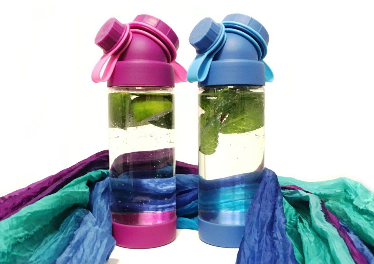 Die BPA freie Trinkflasche für Kinder - in Deutschland entwickelt - K